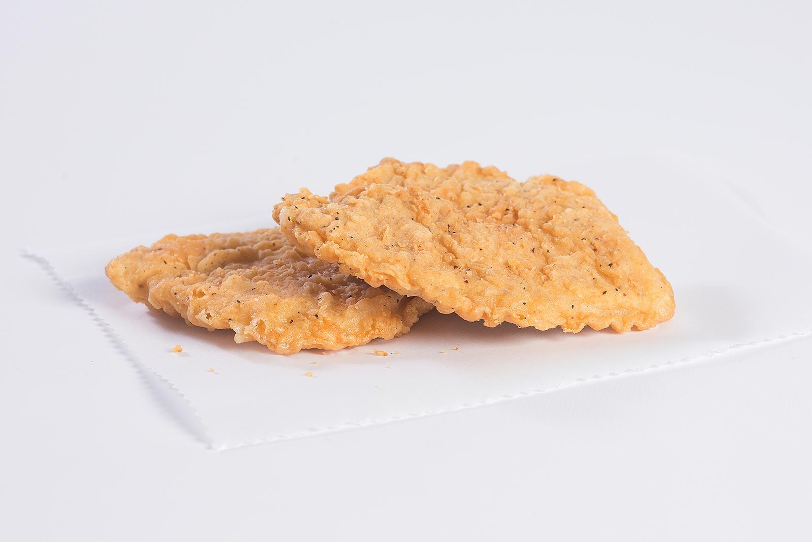 Breaded Breast Fillets, Fritter