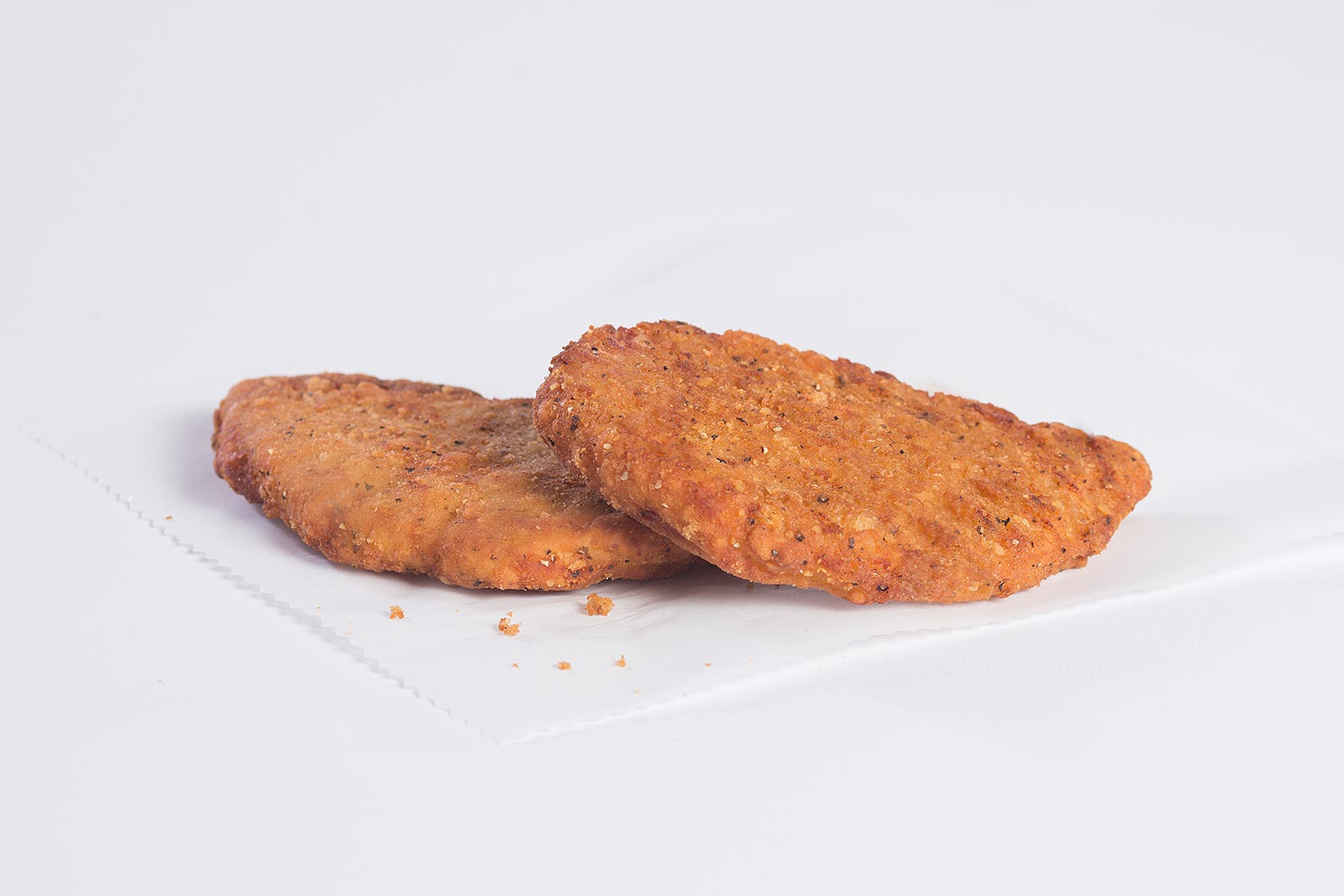 Pierce Country Breast Meat Patties 4oz image