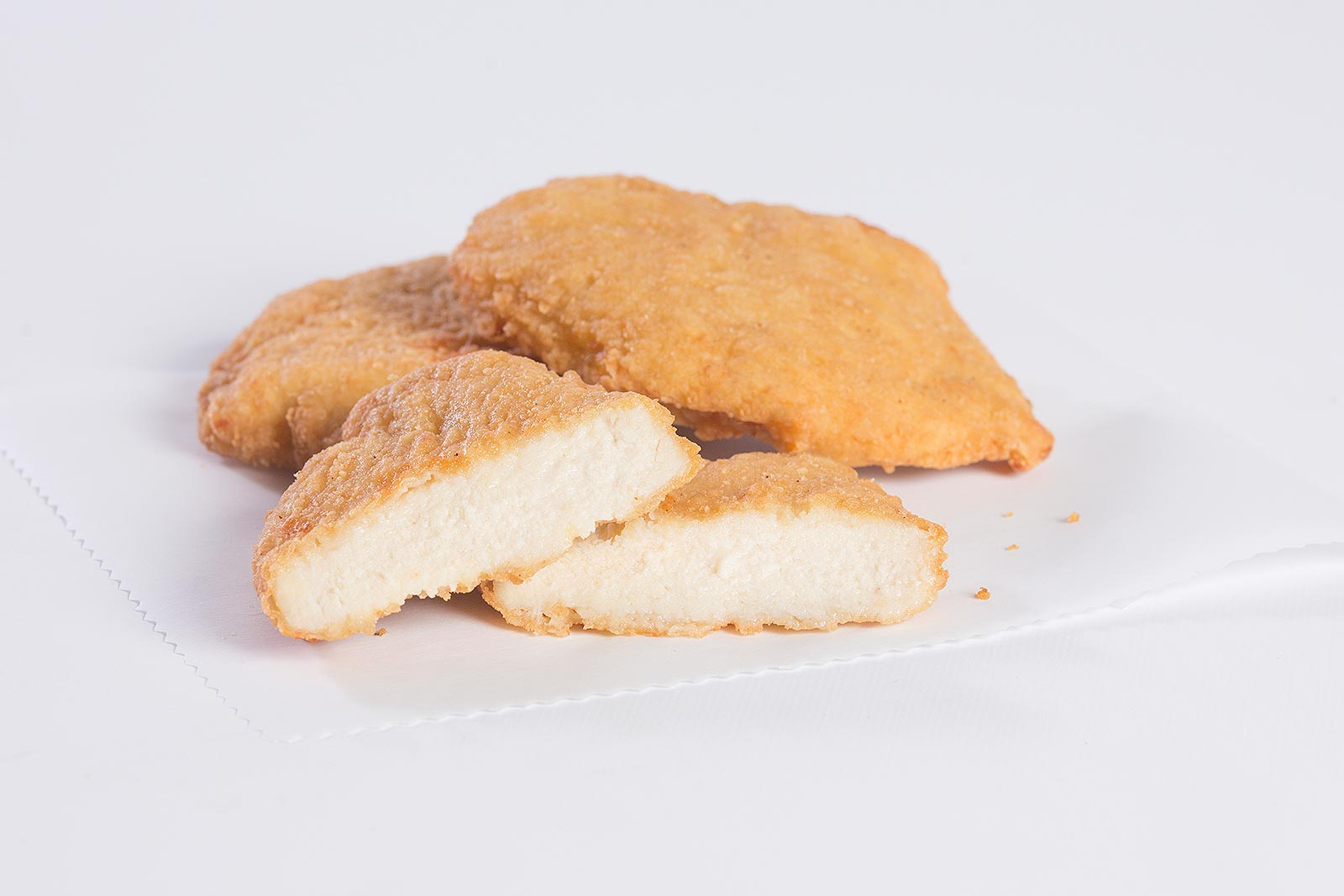 Pierce Golden Battered Fillets image