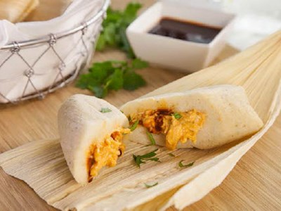 Chicken Tamales image