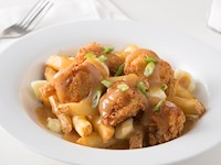 Boneless Wing Poutine