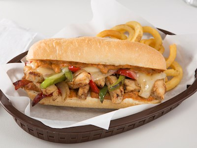 South of the Border Chicken Cheesesteak image